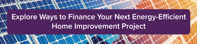 MSCU can help you finance your next energy-efficient home-improvement project