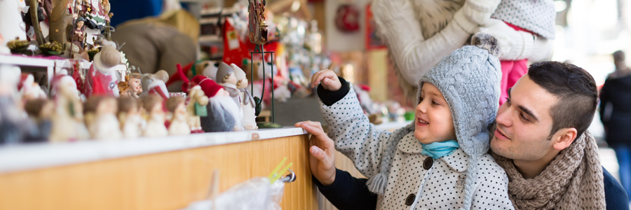 A Parent's Guide to Holiday Shopping