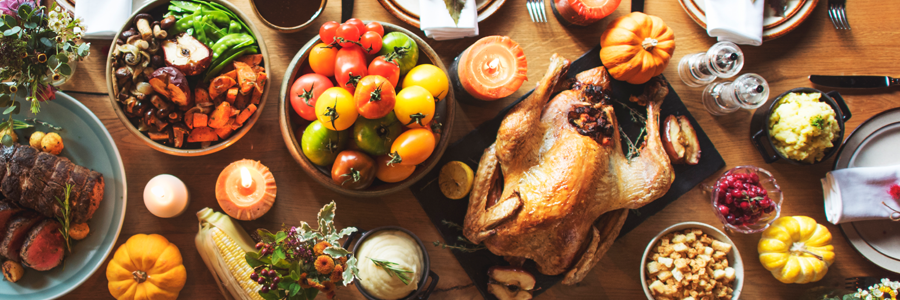 This Thanksgiving, Give Your Budget Something to be Thankful For